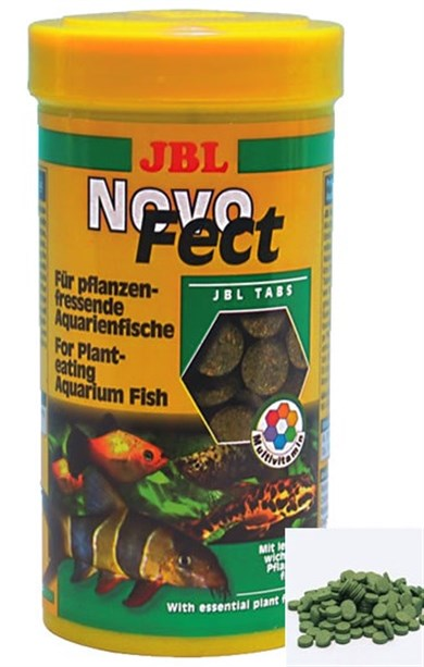 Jbl Novofect 1L-640 gr Tablet Yem
