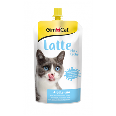 Gimcat Cat Milk Latte - Kedi Sütü 200ml